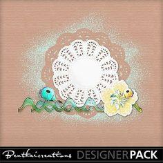 Marine Embellishment #Benthaicreations @MyMemories.com! #Digital #Scrapbook #Creative #Craft #Web-thumbbenthai