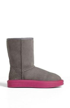 3d6e384768 Homage Solid Pink UGG Boot Wraps 8002 Size 8