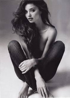 Idol! Such an amazing person and an amazing model.