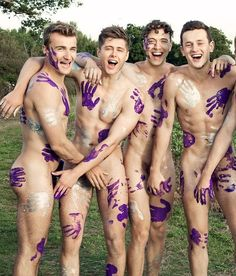 The Warwick Rowers Are Releasing Their New Calendar And It's Fire