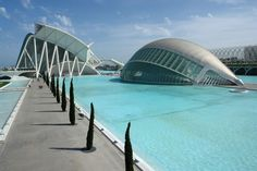 City of the Arts and Sciences - Valencia, Spain