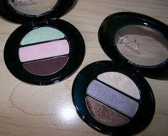 Boots No7 Stay Perfect Eyeshadow Trios- $7 from Target