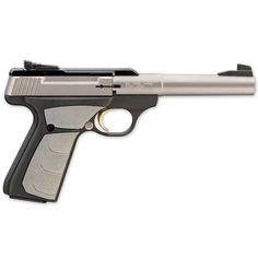 BROWNING BUCKMARK CAMPER 22LR STAINLESS