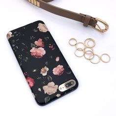 Dark Rose Case for iPhone 7 & iPhone 7 Plus from Elemental Cases