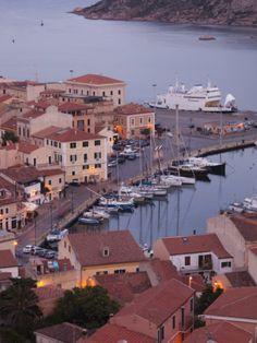 Isola Maddalena, Sardinia, Italy