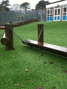 Nearlygrass is great for school play areas