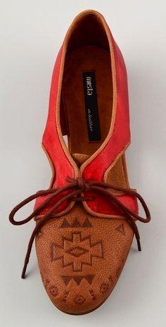 navajo shoes
