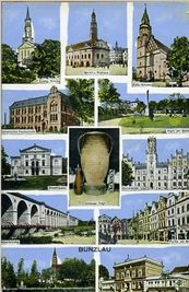 Pocztówki ze starego Bolesławca Mansions, House Styles, Decor, Decoration, Fancy Houses, Decorating, Deco, Embellishments, Mansion