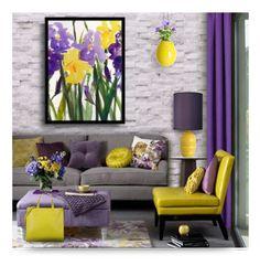 Living Room Decor Colors, Decor Home Living Room, Colourful Living Room, Home Decor Colors, Home Decor Furniture, Colorful Decor, Living Room Designs, Home Interior Design, Interior Decorating