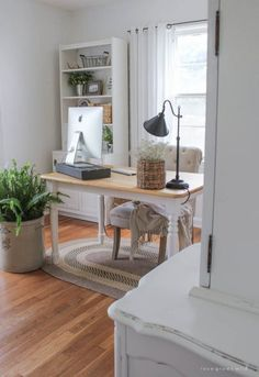 Farmhouse Style Office