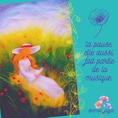 """""""⏸ « La pause, elle aussi, fait partie de la musique » Stefan Zweig 🌟 La pause fait partie de la musique de la vie. Elle est essentielle. Elle est vitale. 💝 Et je partage avec vous un doux mantra, à répéter sans modération : « Je prends soin de moi, de mes besoins et de mes rêves. » [...] Suite du post de ma coach Pauline en cliquant sur l'image ! => Compte Instagam remplit de bienveillance, conseiles, inspiration et motivation. Prenez bien soin de vous... Leadership, Stefan Zweig, Motivation Inspiration, Mantra, Movie Posters, Take Care Of Yourself, Music, Film Poster, Billboard"""