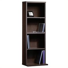 Sauder Beginnings Multimedia Storage Tower 12InchCinnamon Cherry * You can get more details by clicking on the image.Note:It is affiliate link to Amazon.