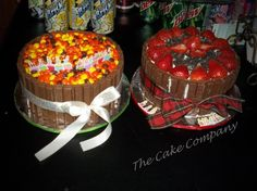 more kit kat cakes