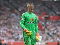 Six Premier League clubs hold interest in Sunderland goalkeeper Jordan Pickford?