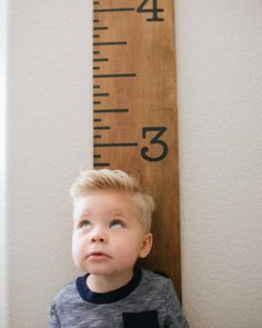 Omg he's almost 3 ft tall!!!