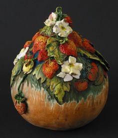 Fine Art Gourds | sculpture
