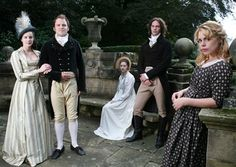 Cast of Mansfield Park (2007)