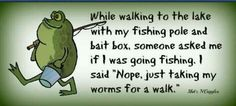 Lol!  My son does that all of the time.....hahaaa
