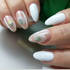 White Acrylic Nails, Acrylic Nail Art, White Nails, White Nail Designs, Fall Nail Designs, Stiletto Nails, Glitter Nails, Ongles Forts, Nagel Blog
