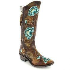 Mexicana Boots - I Love It