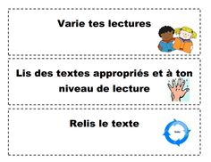 cartes_stratégies_fluidité.pdf France, Lectures, Teaching Reading, School Ideas, Reading Levels, Cards, Struggling Readers, French