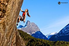 www.boulderingonline.pl Rock climbing and bouldering pictures and news Rannveig Aamodt refl