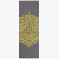 Premium Citron Sundial Yoga Mat (5mm)