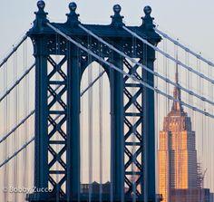 Manhattan Bridge #nyc
