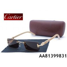 Cartier Wood Eyeglasses W320 - Cartier Wood Glasses