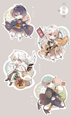 Read from the story Touken Ranbu Manga by Zaidouluis (Nham Kỳ Dạ) with 422 reads. Chibi Boy, Kawaii Chibi, Cute Chibi, Kawaii Anime, Anime Manga, Anime Guys, Anime Art, Touken Ranbu, Saiunkoku Monogatari