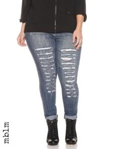 mblm Ripped Jeans