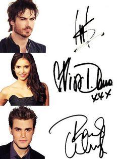 Ian, Nina Paul