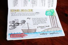 One of a Kind: My Personal Study Page and a FREEBIE Coloring Page for Scripture Journals