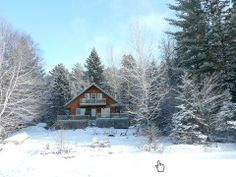 cabin vacations and douglas fir on