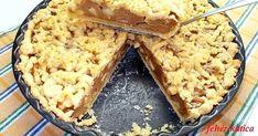 Mennyei Pudingos almás pite recept! Nagyon szeretjük a pitéket. Bármilyen formában, bármilyen töltelékkel jöhet, de főleg gyümölcsökkel variálva.
