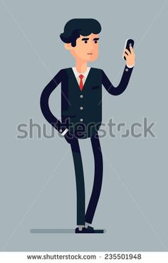 stock-vector-vector-modern-flat-design-character-illustration-on-full-length-suit-clothed-business-man-walking-235501948.jpg (300×470)