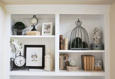 Styling Built-Ins — The Grace House