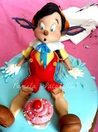 Pinochio Cake