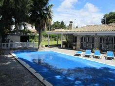 Villa en El Puerto de Santa María, Cádiz. 1.000 m2, 5 hab, 2 baños, 4 garajes, piscina agua salada. Villa in El Puerto de Santa María, Cádiz. 1.000 m2, 5 beds, 2 baths, 4 garages, salt water pool. 725.000 €