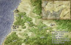 Chase Map by torstan.deviantart.com on @deviantART