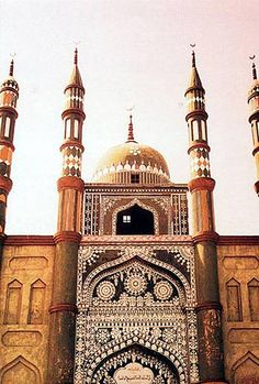 Qazihan Mosque - China