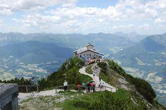 Hitler's Eagles Nest - Berchtesgaden, Germany