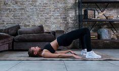 HOFTEHEV: Hoftehev og hip thrust kan gjøres i flere varianter og kombinasjoner. Ved hip thrust har du skuldrene på en benk. FOTO: NTB Scanpix