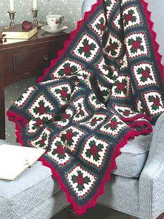 Christmas blanket by begonvilliev