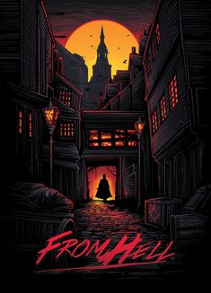 'From Hell' by Dan Mumford