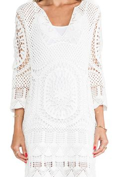 Outstanding Crochet: The Uplift Crochet Dress from Lisa Maree
