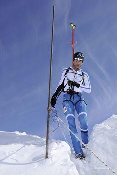 So macht das Skibergsteigen Spaß!