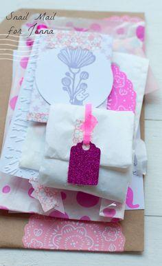 Snail Mail for Jenna ♥ - www.ishtarolivera.comblog