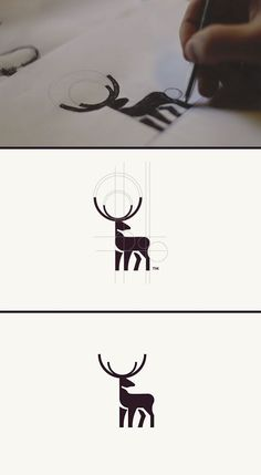 In this article, I have an aspiring logo designer for your inspiration - Tom Anders Watkins. Let's take a look some of his awesome animal logo designs, enjoy!.