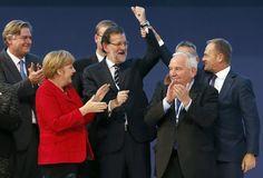 Rajoy cuenta con el apoyo europeo